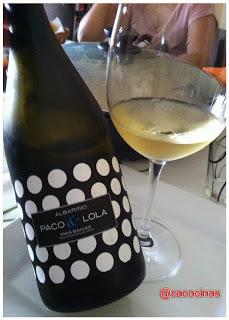 VINO: PACO & LOLA