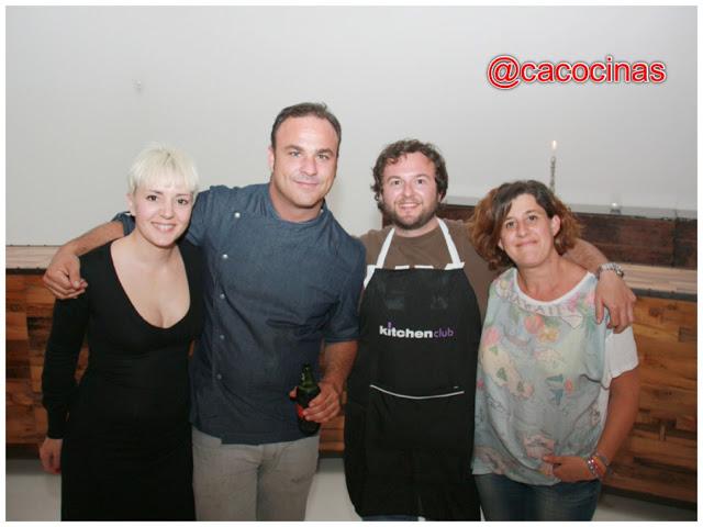 CURSO DE COCINA: ÁNGEL LEÓN (EL CHEF DEL MAR)